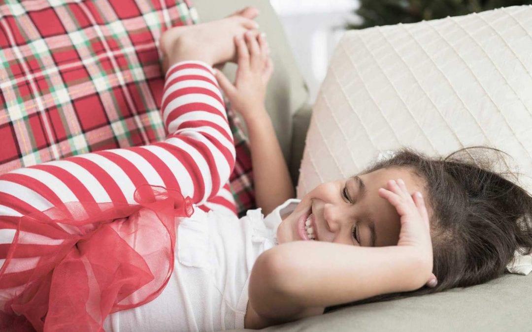 Técnicas de relajación para niños que les ayudan a dormir