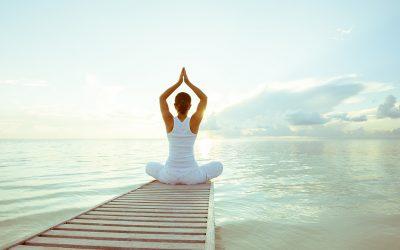Las mejores posturas de yoga para dormir