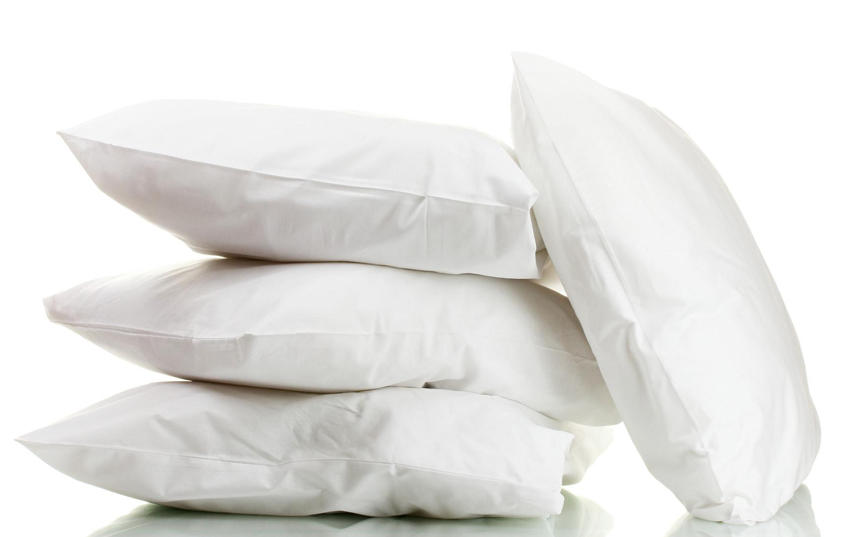 almohadas apropiadas para dolor de cuello
