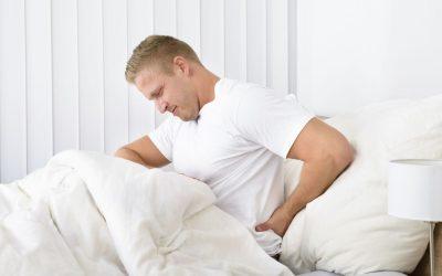 Dolor lumbar al dormir: Cómo evitarlo
