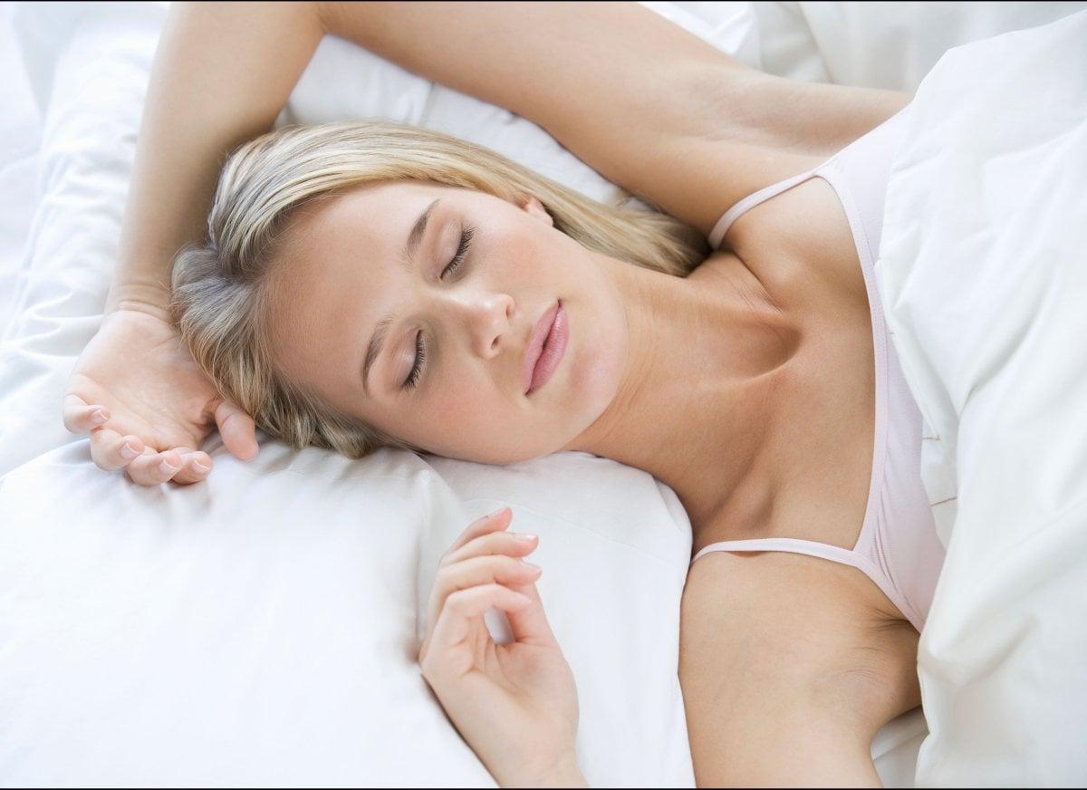 maneras de dormir