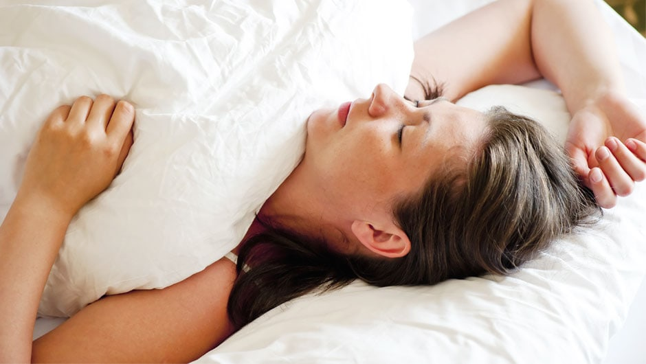 la mejor posición para dormir