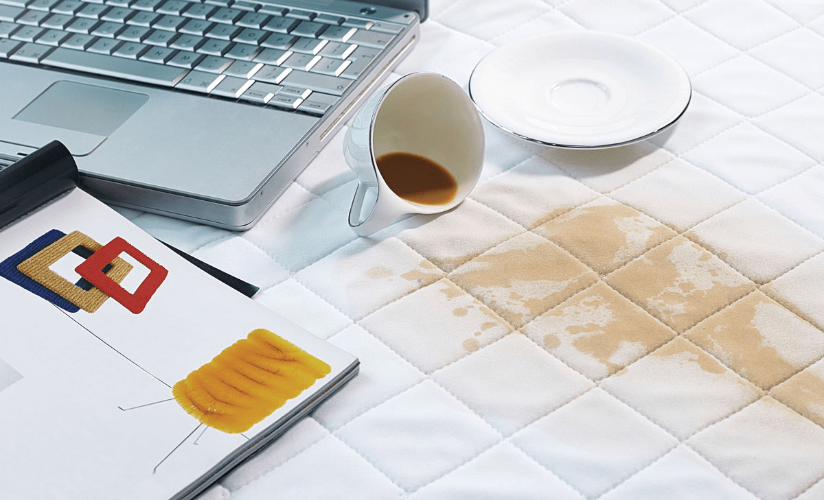 formas de limpiar un colchón