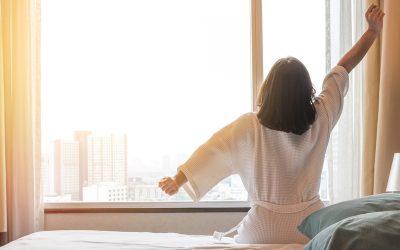 Cómo dormir bien por la noche y levantarte con energía