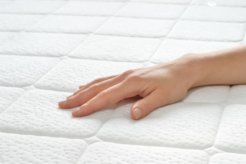 superficie de colchón