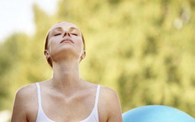 Ejercicios de respiración para tener más energía