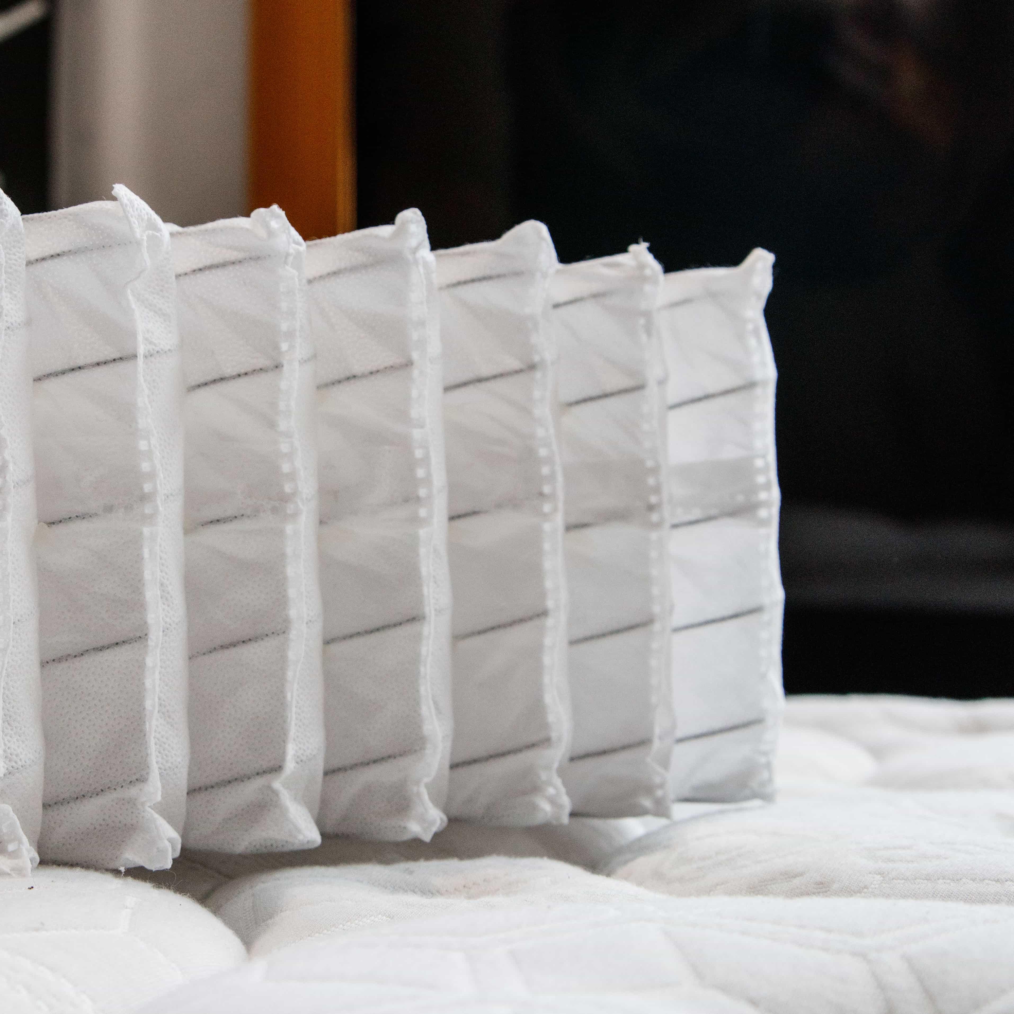 cuál es el mejor colchón de muelles ensacados