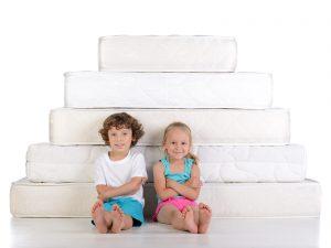 colchones para niños recomendaciones