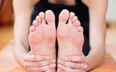 Cómo aliviar el dolor de pies sin salir de casa