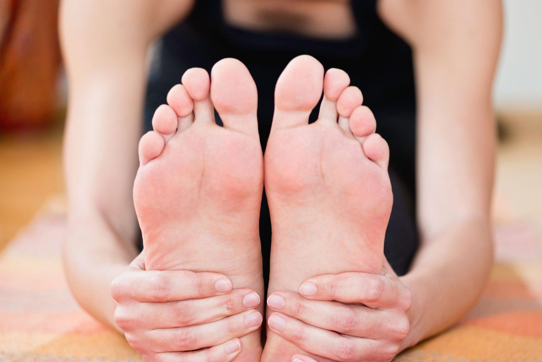 cómo aliviar el dolor de pies