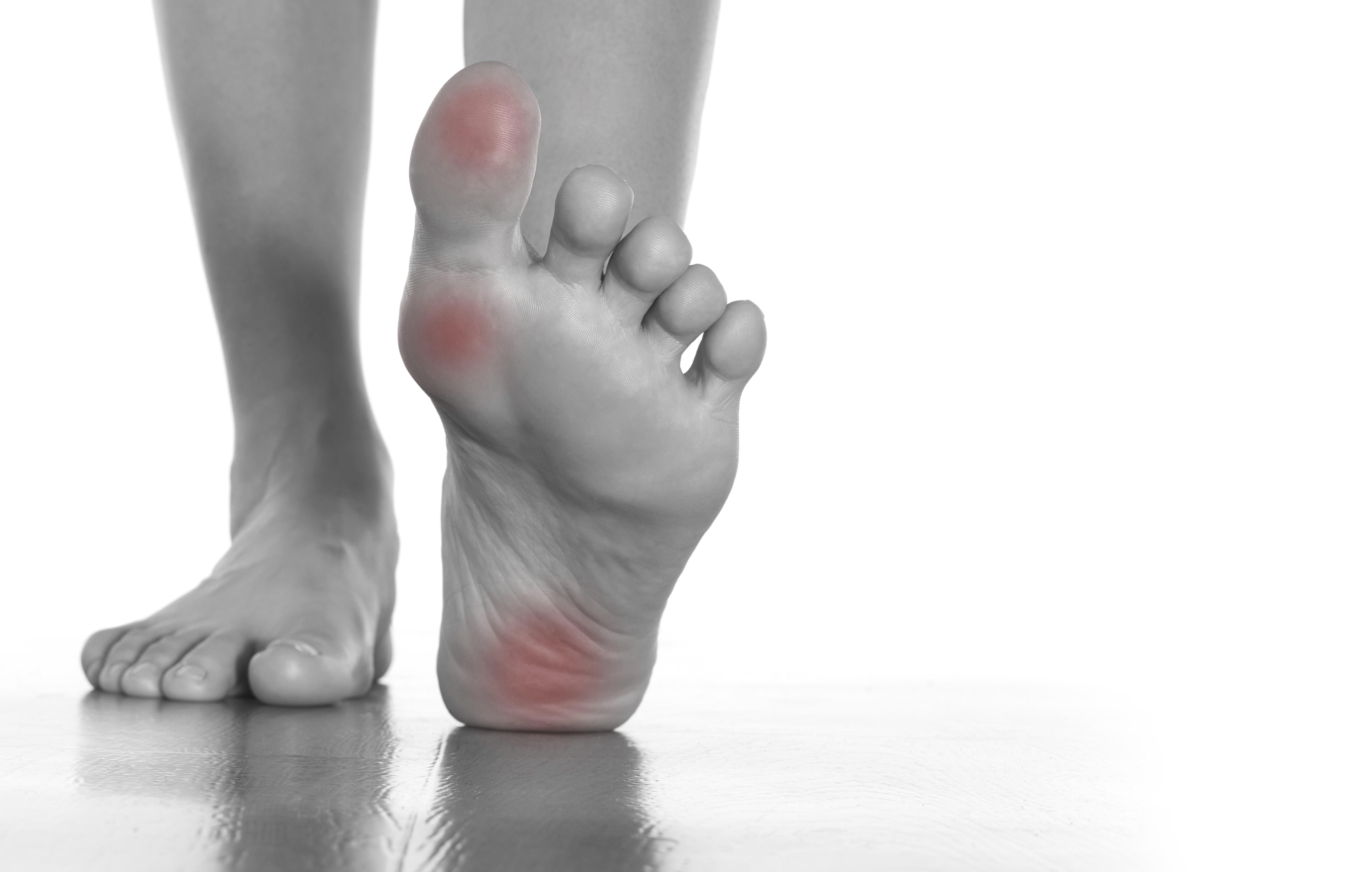 un apoyo adecuado para tus pies