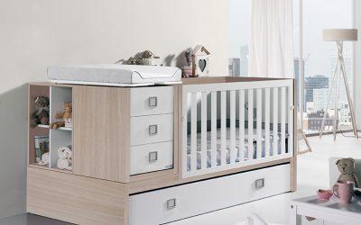 Cuna evolutiva : Una opción versátil para el dormitorio del bebé