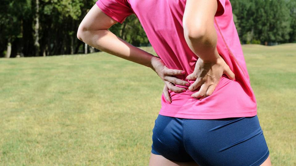 Dolor en la espalda baja : formas de aliviarlo