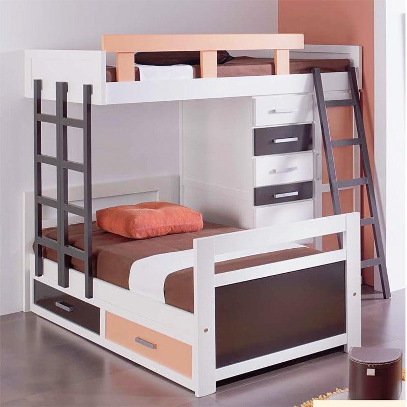 Literas Infantiles Para El Dormitorio De Tus Hijos