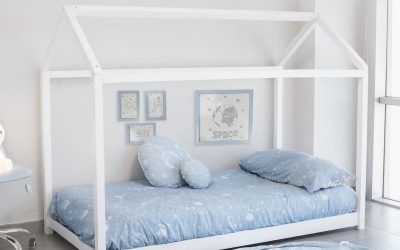 Camas bajas para niños : Aplica el método Montessori a su dormitorio