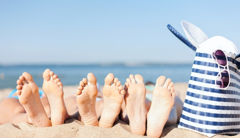 Cansancio de piernas en verano: Cómo combatirlo