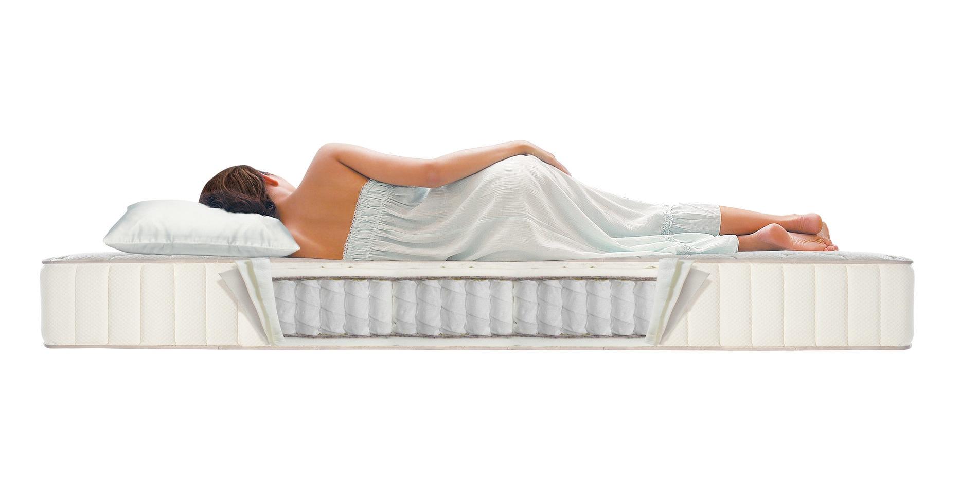 colchón con firmeza alta