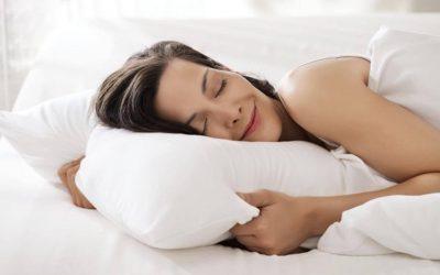 Cómo dormir correctamente y descansar mucho mejor