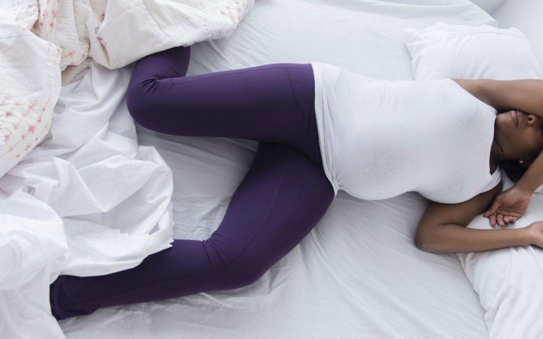 Remedios para el insomnio : Cuando no puedes dormir en el embarazo
