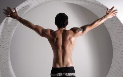 partes de la espalda