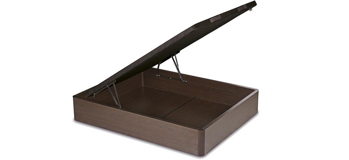 canape abatible de madera