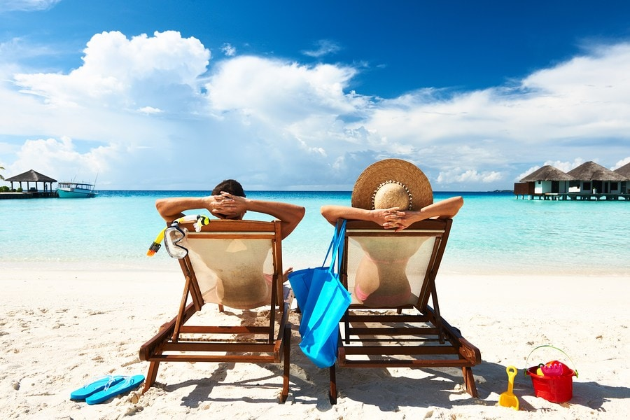Evitar el dolor de cuello y espalda en vacaciones