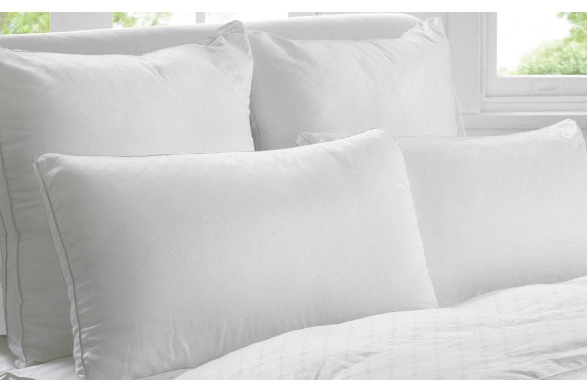 almohadas de diferentes tamaños