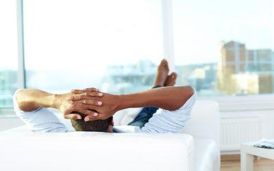Métodos para relajarse : Mejor en una casa ordenada