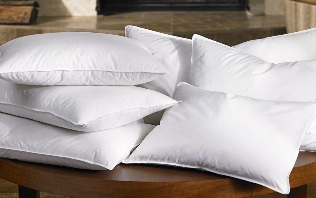 ¿Cuál es el mejor relleno de almohada para ti?
