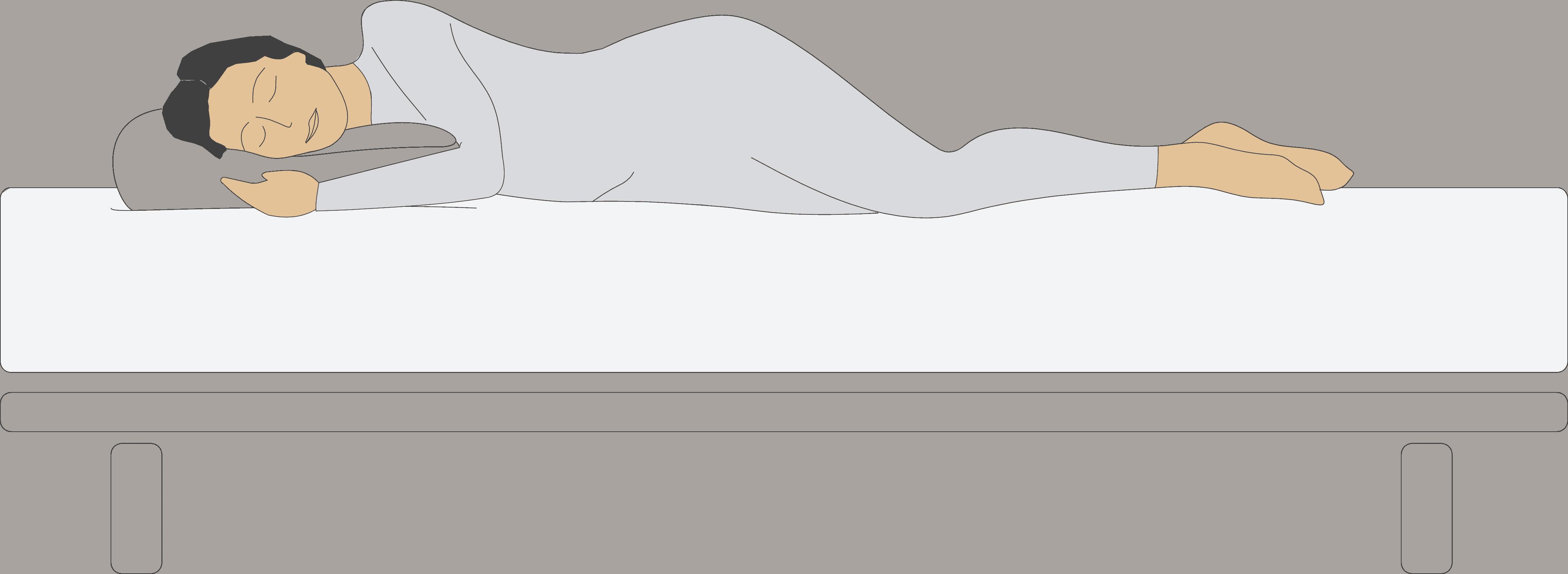 Cómo colocar una almohada cervical