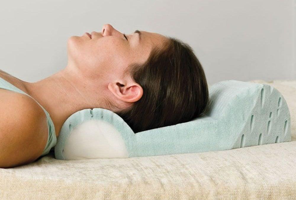 ¿Sabes si necesitas una almohada cervical?