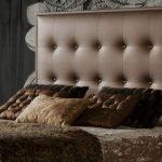 Cabecero de piel para el dormitorio: elegancia y funcionalidad