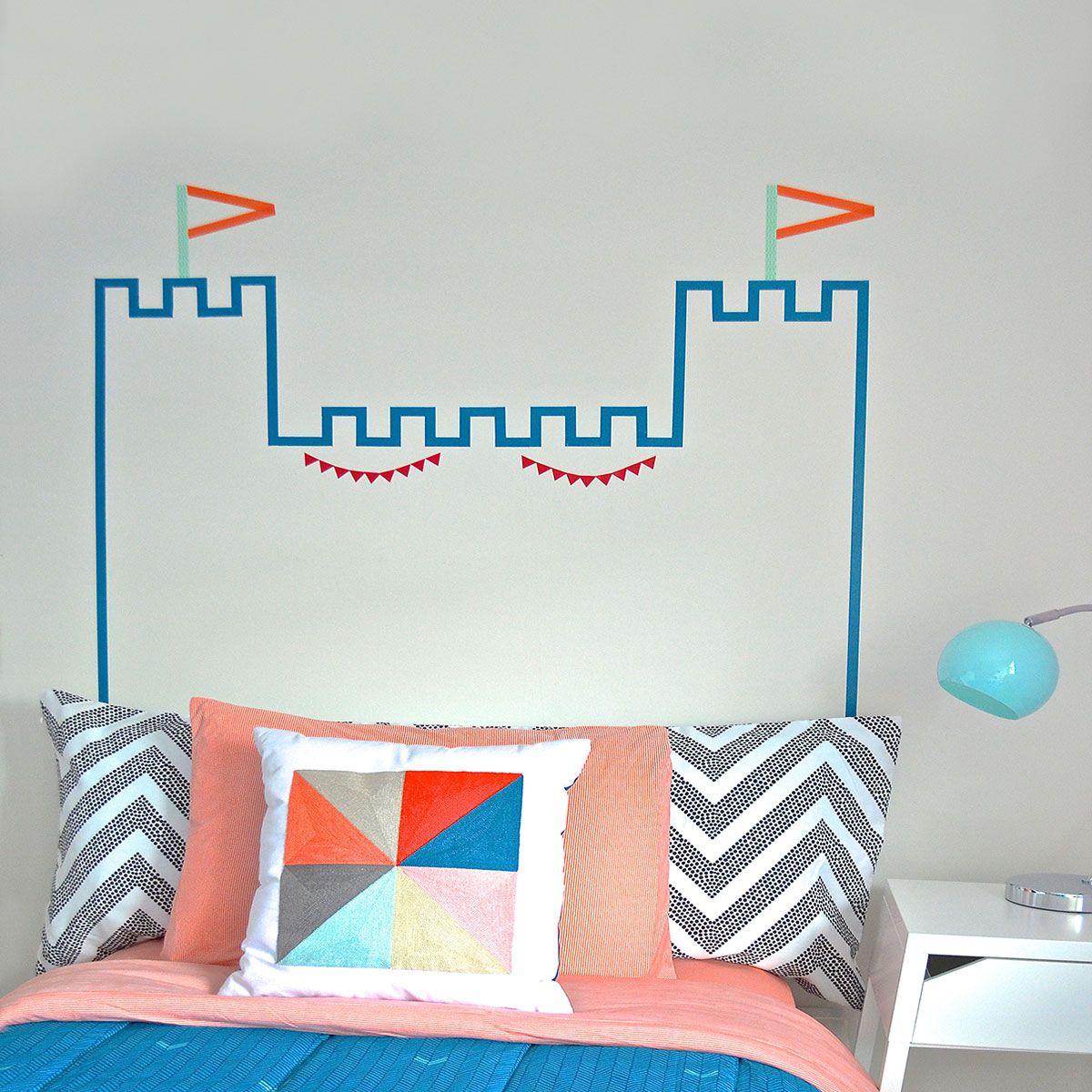 cabecero de cama fácil y barato