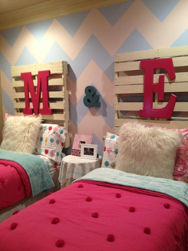 cabeceros de cama sencillos y personalizados