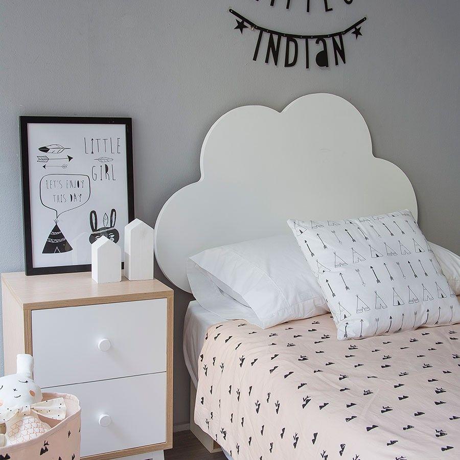 cabeceros para dormir en las nubes