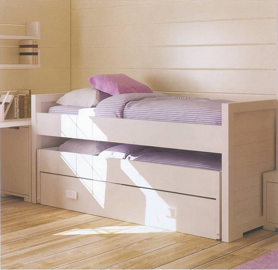cama compacta infantil