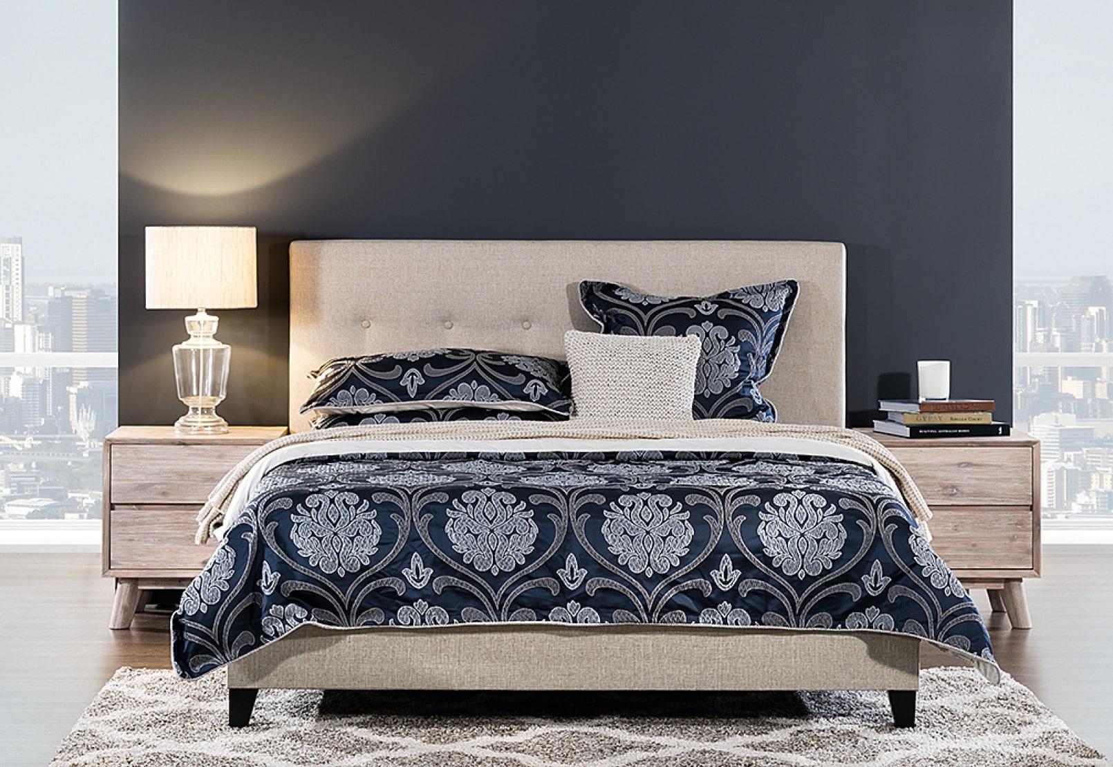 cama de dos plazas