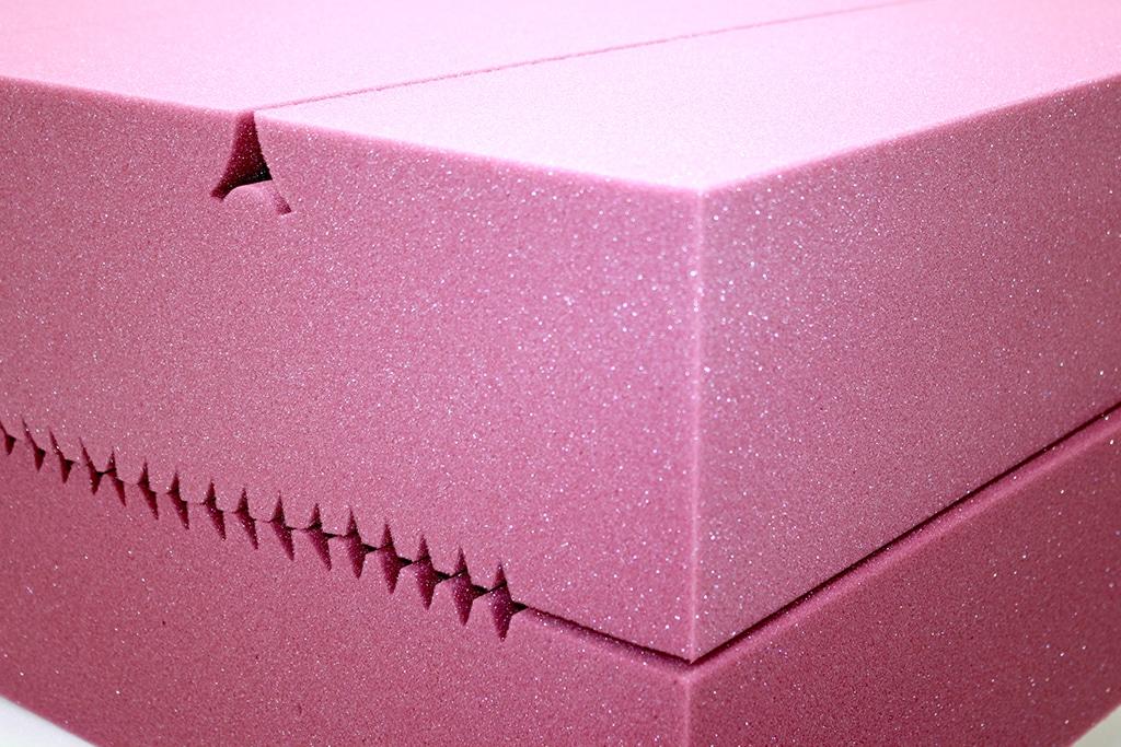 colchón espuma alta densidad