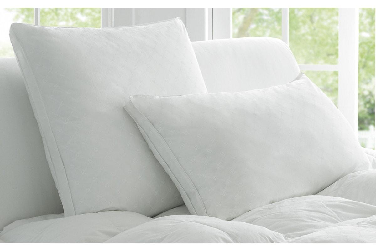 almohadas de fibra