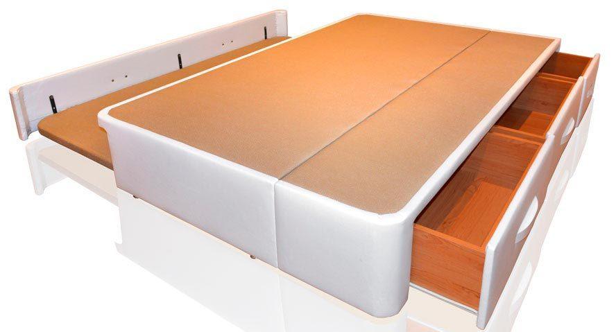 las camas nido de matrimonio para aprovechar el espacio de forma eficiente