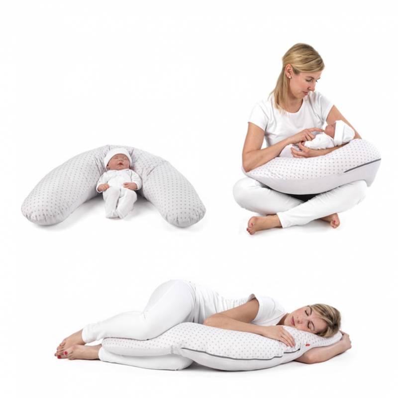 los usos de la almohada de lactancia