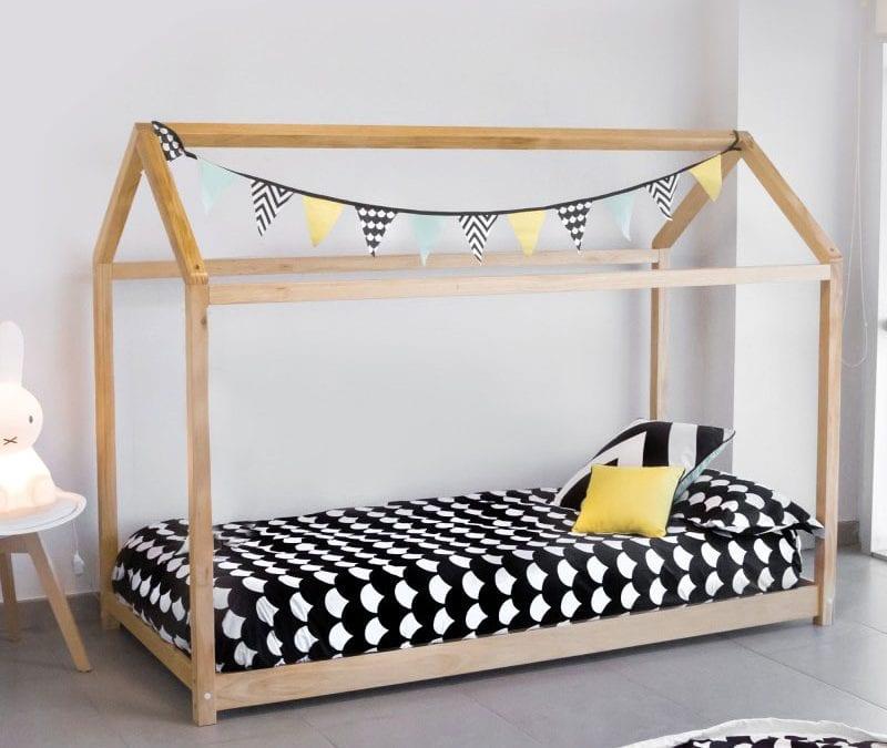 Camas niños 2 años : Cuando quieren dormir en cama «de mayores»
