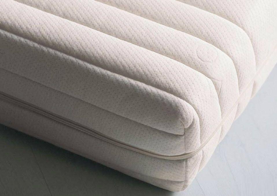 la funda de un colchón de látex conviene lavarla regularmente
