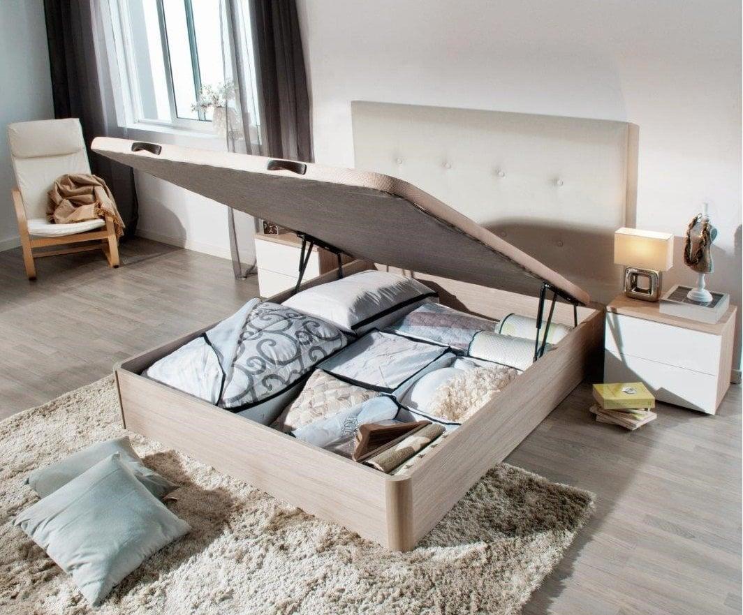 canapé abatible en habitaciones juveniles pequeñas