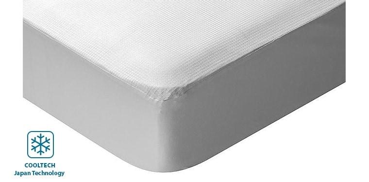 proteger colchón con funda impermeable y transpirable