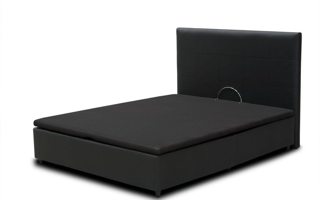 Canapés abatibles negros: elegancia y estilo en tu dormitorio