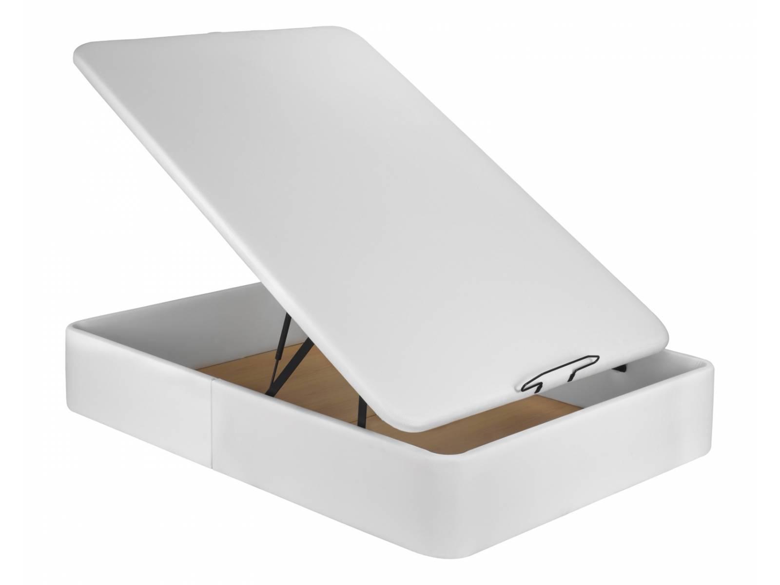 dimensiones de un canapé abatible con almacenaje