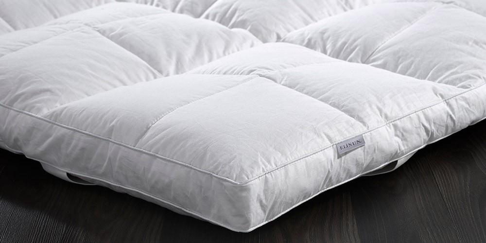 Topper de algodón como complemento a tu descanso