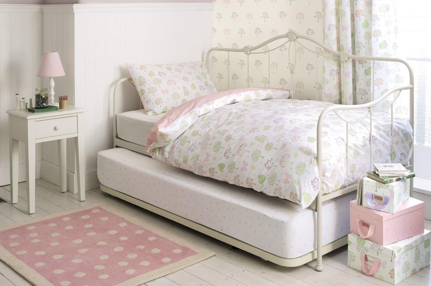 Soluciones de espacio camas nido para habitaciones peque as - Escaleras para camas nido ...