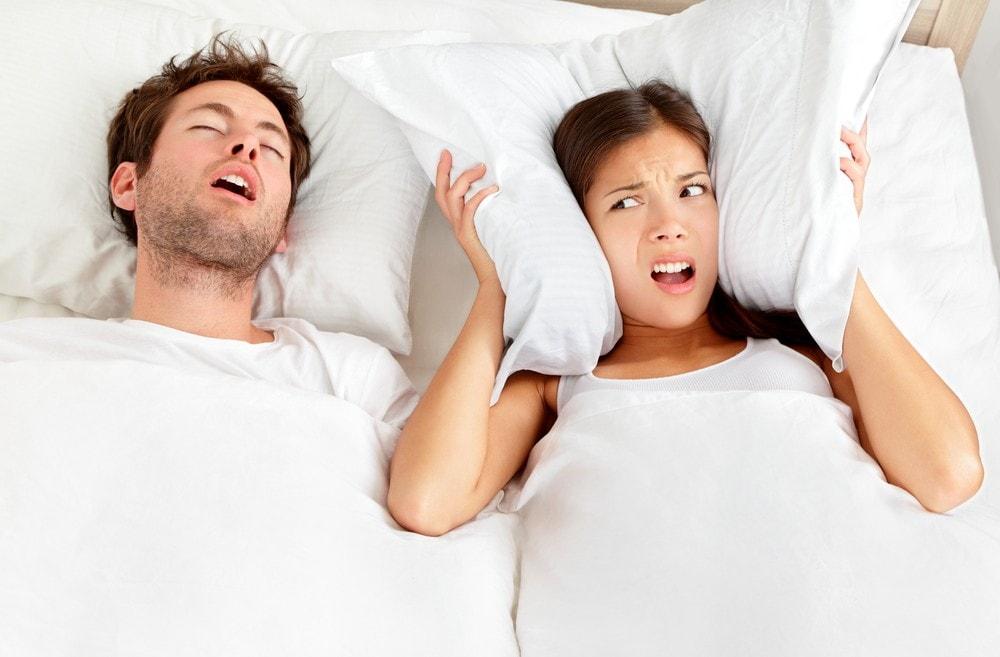 muchas personas son incapaces de dormir con ruido